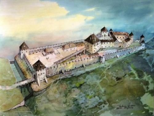 Yazlovets Castle
